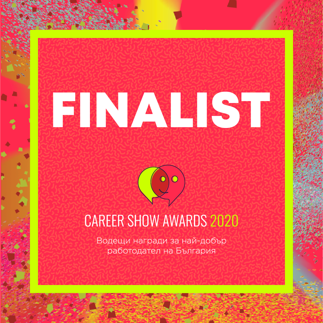 Maxcom is a finalist in the Career Show Awards 2020