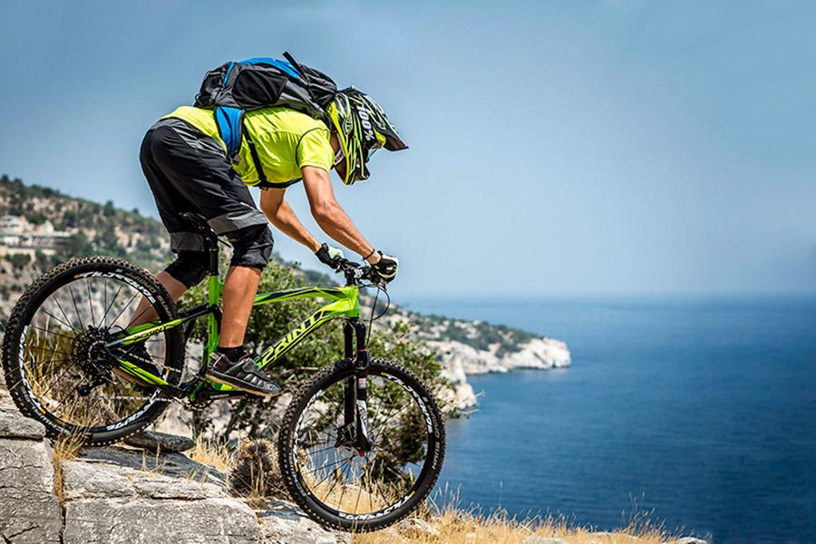 Test ride of Sprint & Shockblaze bicycles - MAXCOM - A European ...